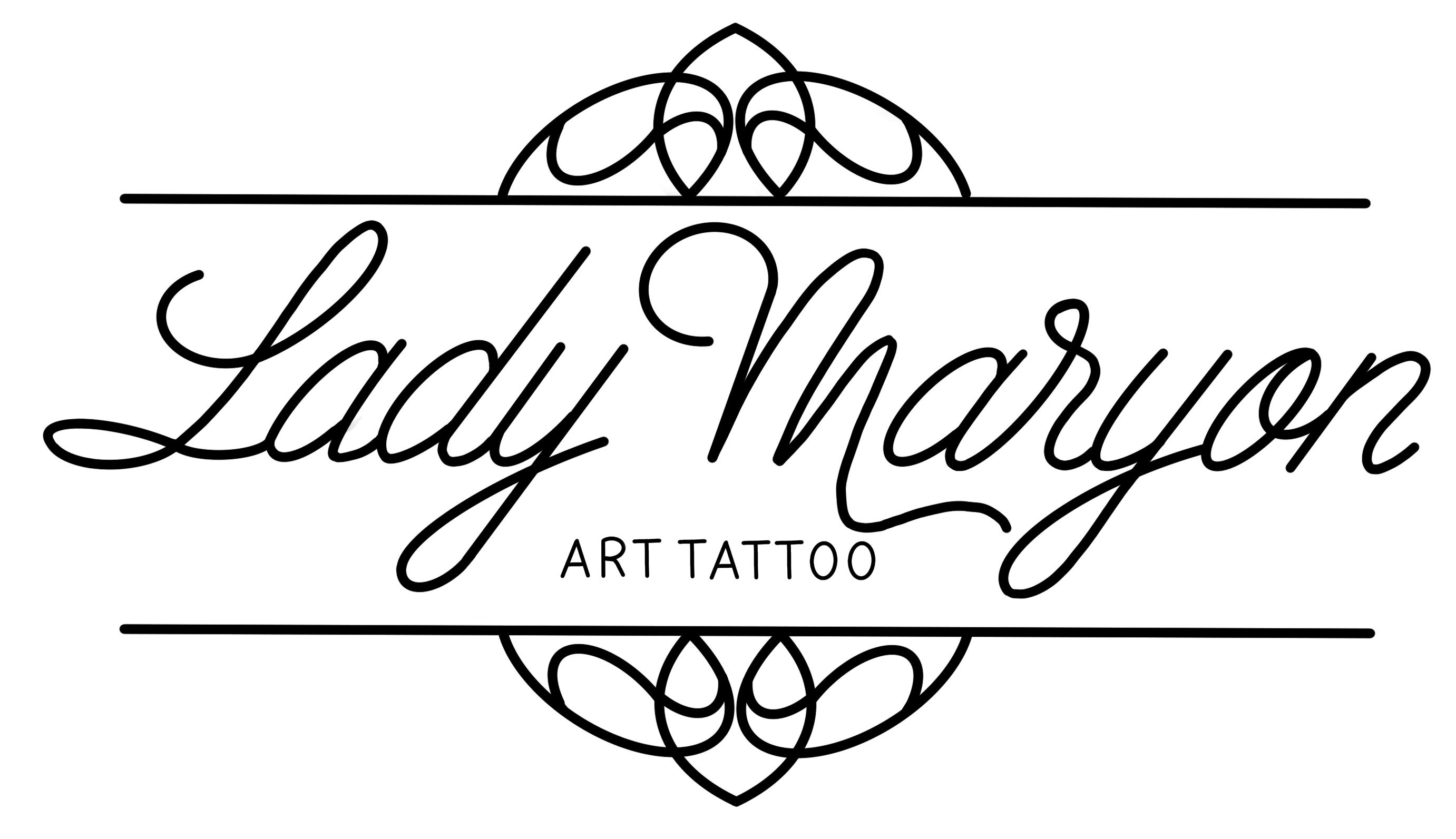 Lady Maryon Art Tattoo